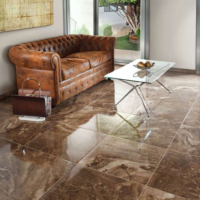 Bring Tiles into your Lounge and Living AreasWall and Floor