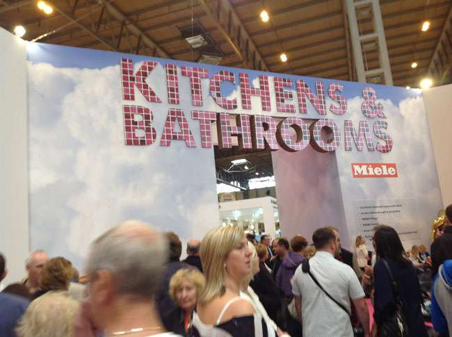 The Kitchens and Bathrooms section