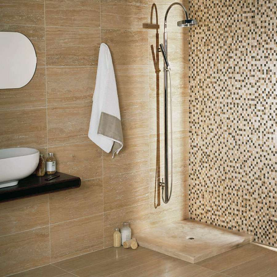 Top 10 looks for your bathroom walls and floors for Mediterranean flooring