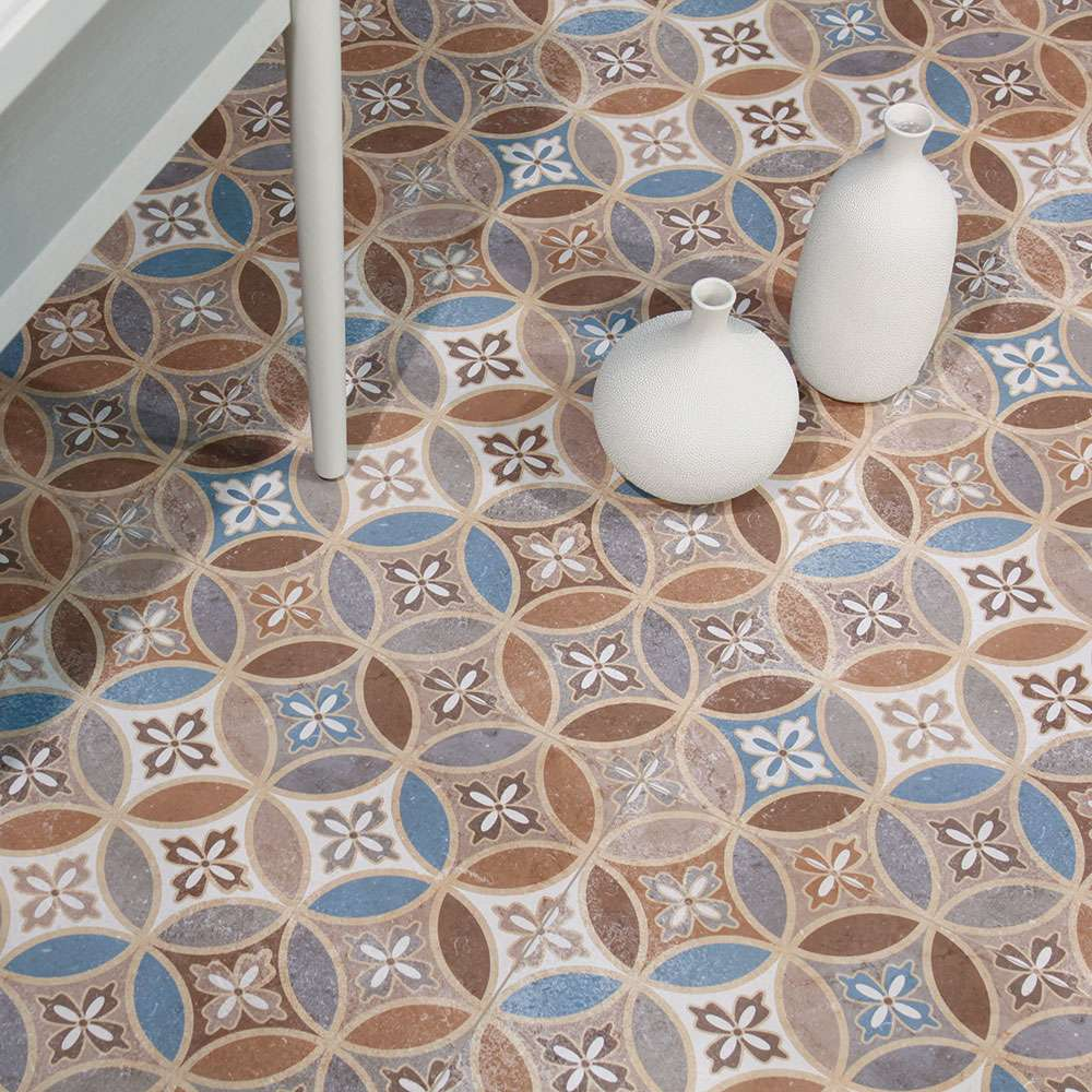 Laminate Flooring For Kitchens Tile Effect Bring Your Holiday Home With You Exciting Moroccan Tiles