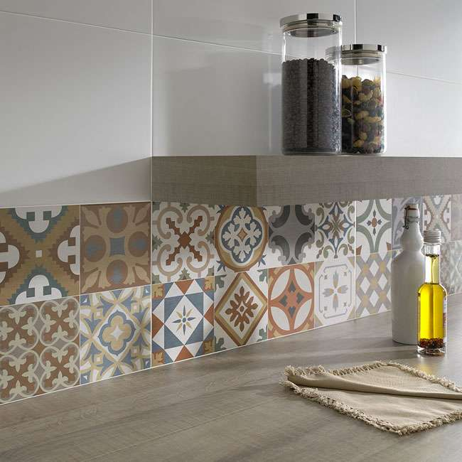 Bring Your Holiday Home With You Exciting Moroccan Tiles Walls And Floors