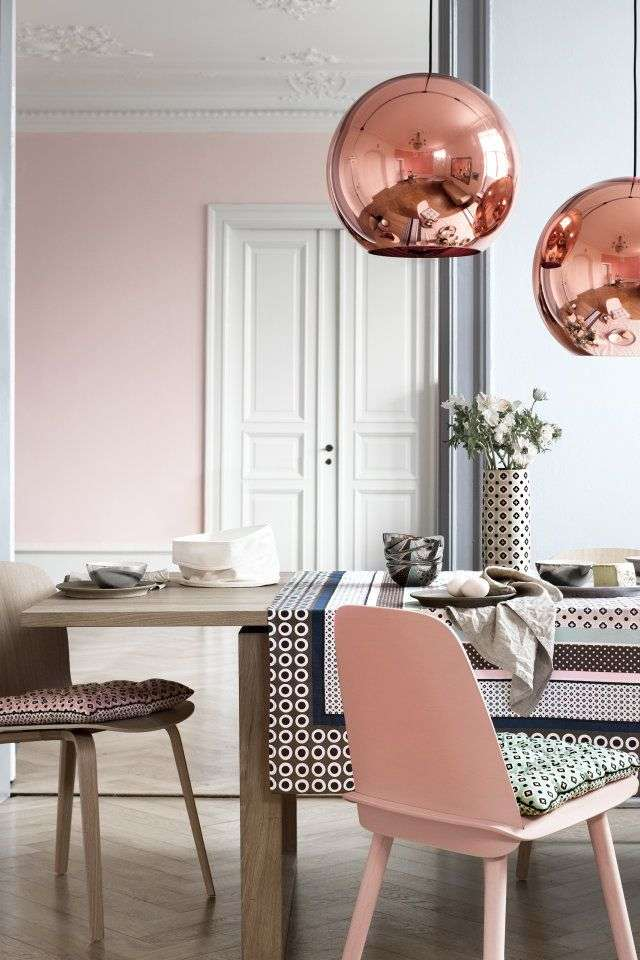 Dulux Colour Of The Year 2015 Add Copper Blush To Your