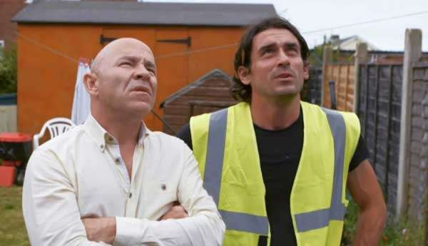 Dominic Littlewood on ITV's bad builders