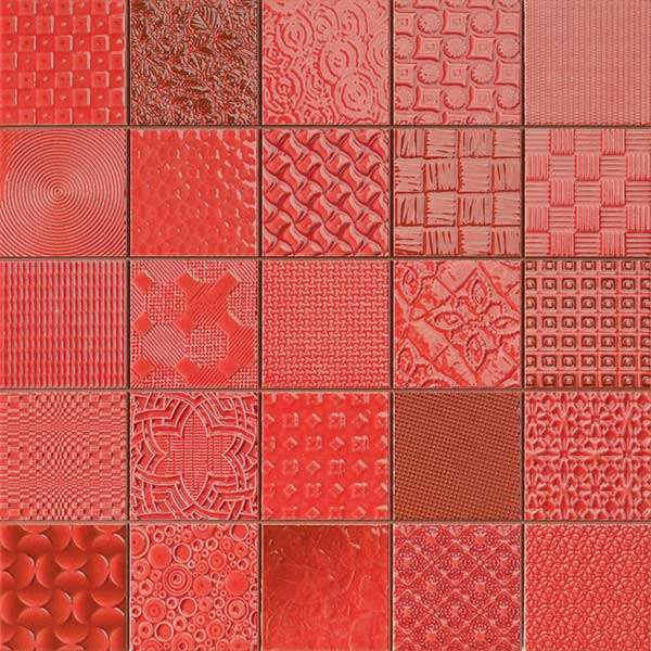 Colour Report Romantic Reds Walls And Floors