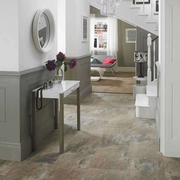 keystone stone effect tiles