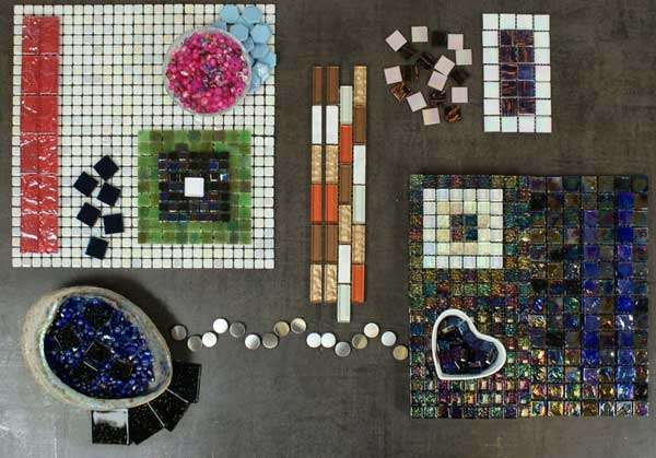 Mosaic Tiles Full Size Sample