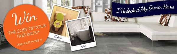 win back the cost of your tiles