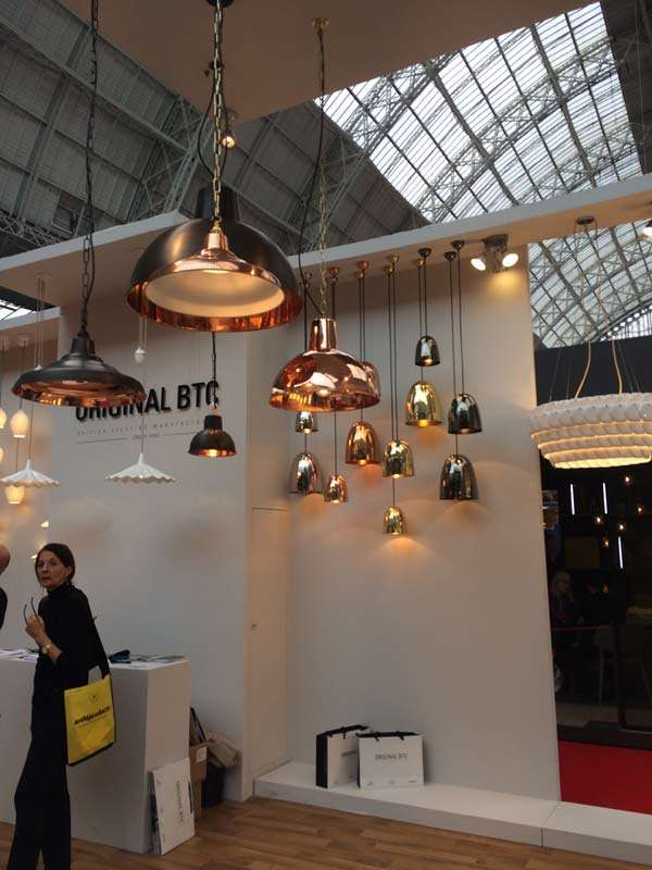 copper industrial pendant lights