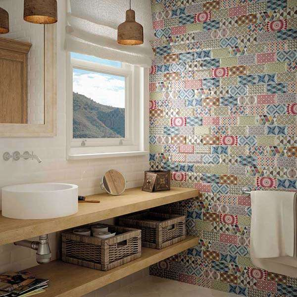 Bathroom Tile Ideas Pictures Uk bathroom ideas for 2016 | walls and floors