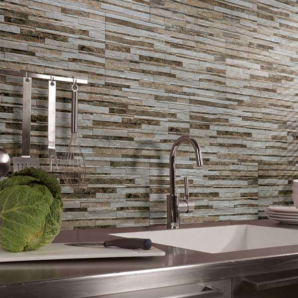 Kitchen Wall Tiles Ideas Uk Part - 32: Liguria Splitface Tiles