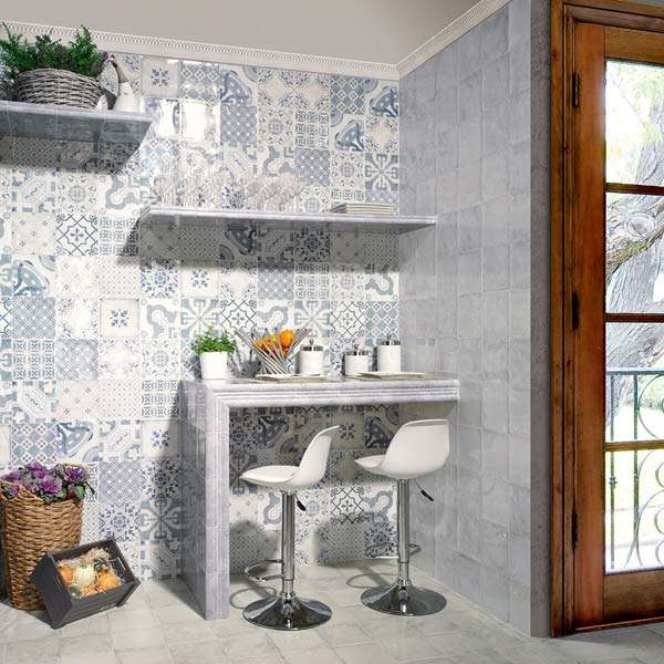 Tangier Decor Wall Tiles from Walls and Floors
