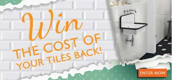 Win the cost of your tiles back