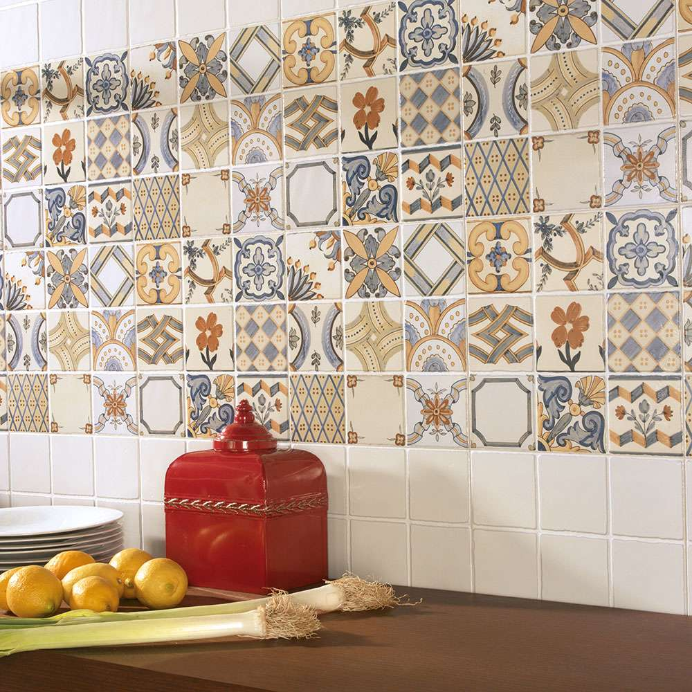 Moroccan kitchen tiles uk home design mannahatta create a summery kitchen with moroccan tiles walls and floors amipublicfo Gallery