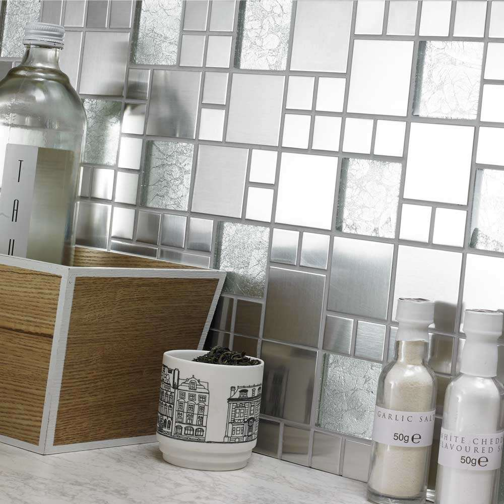 Mosaic Tiles Freshen Up Your Home Walls And Floors Walls And Floors