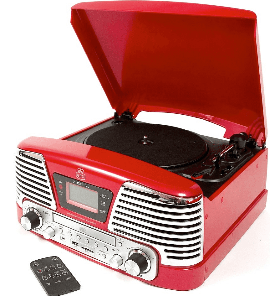 Record player man cave ideas