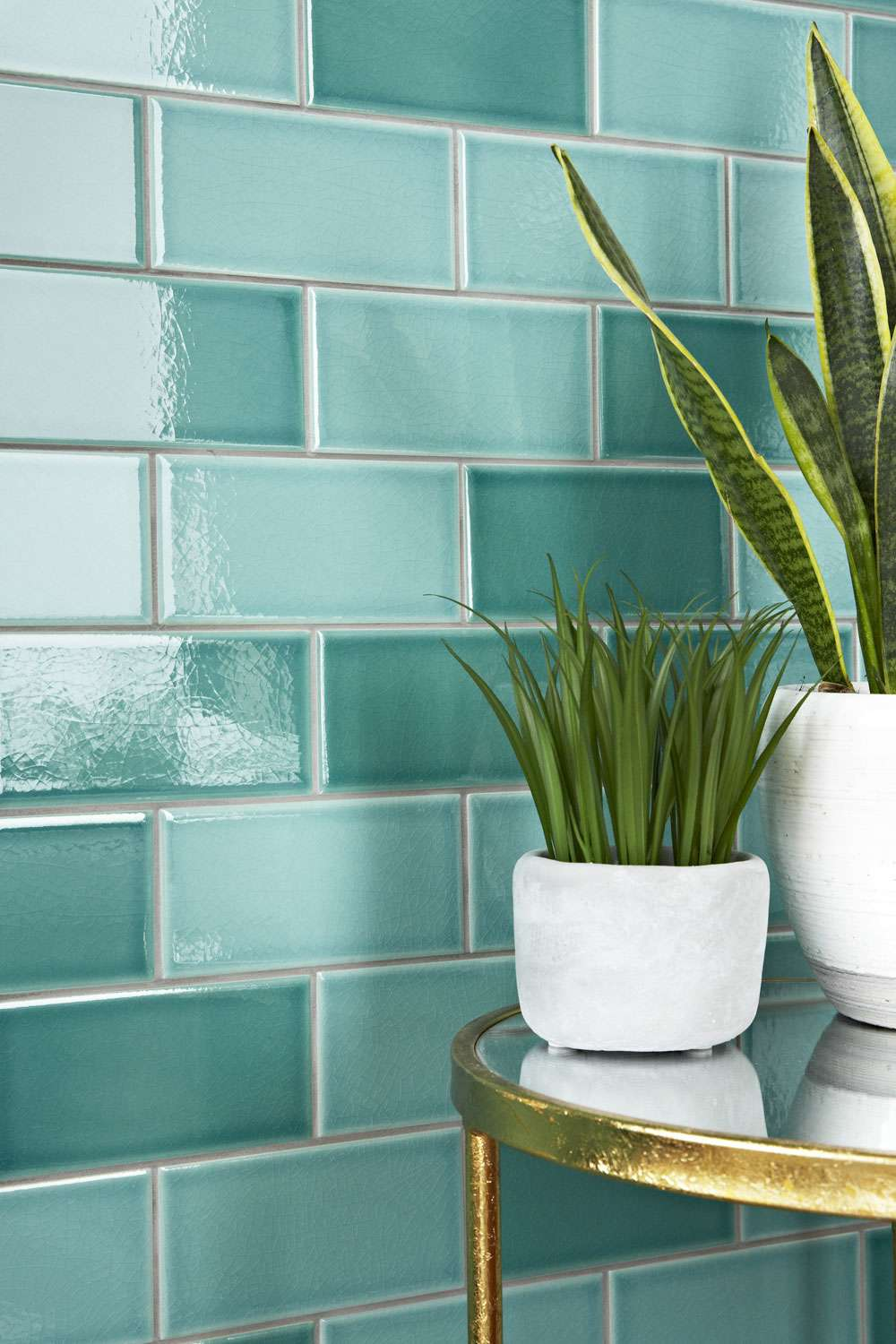 Teal Tiles: This Year\'s Must-Have Colour | Walls and Floors