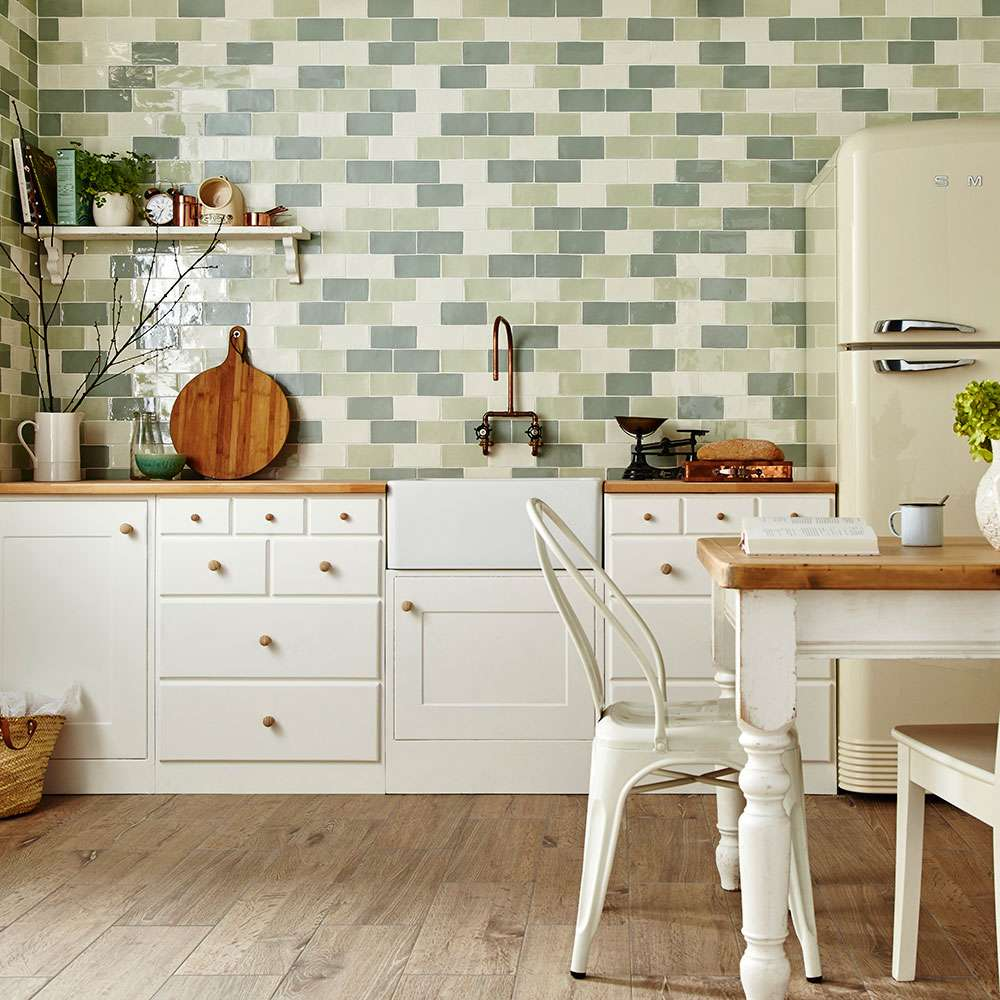 Brick Tiles: A Tile For Every Style... | Walls and Floors