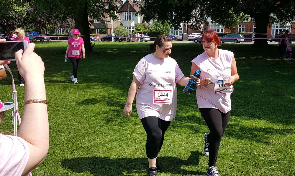 race for life charity event
