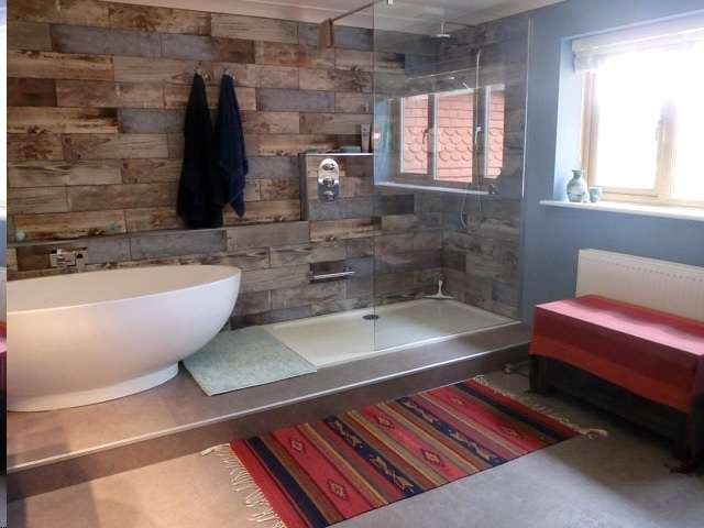 Bathroom Tiles Wood Effect 3 home transformations: spring competition winners! | walls and floors