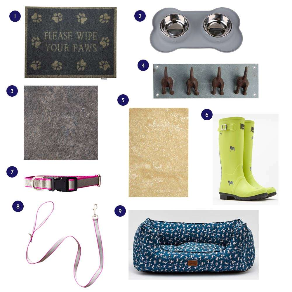 pet washing station accessories