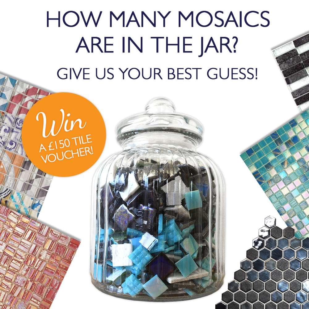 Mosaic jar competition