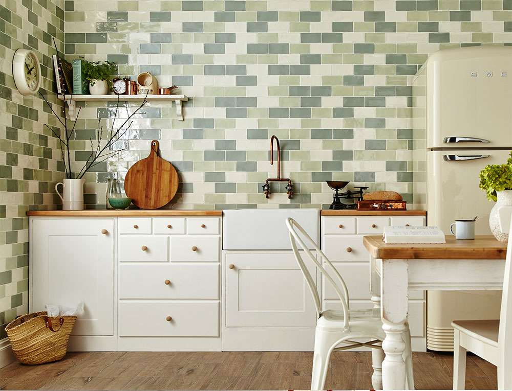 subjacent styling kitchen tiles