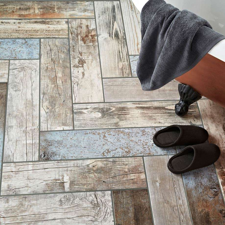 block herringbone tile layout flooring