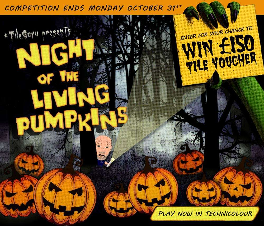 Night of the living pumpkins