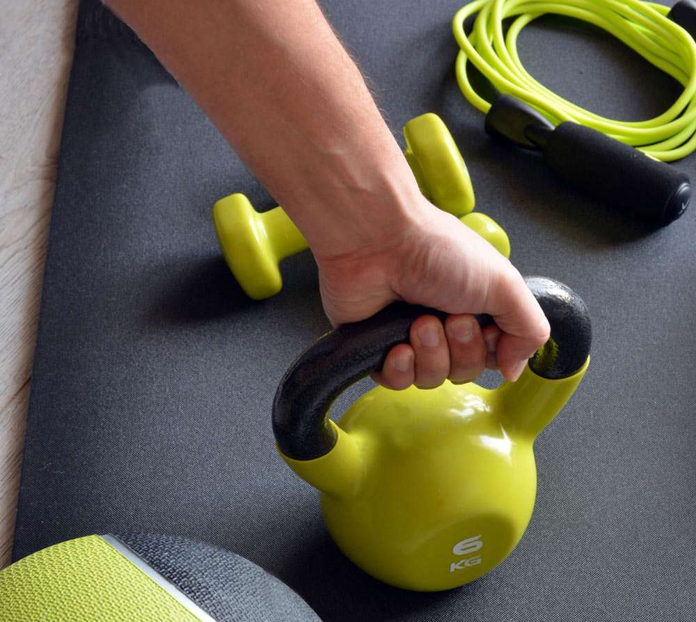 kettle bell gym