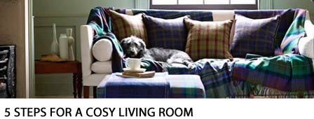 5 steps to a living room you will love